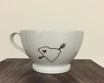 Large State mug