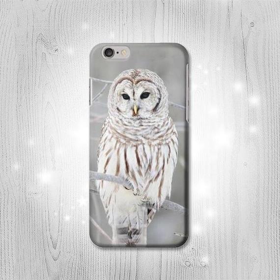 Snow owl iphone 11 case