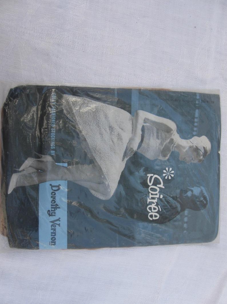 df3bc48f86a Vintage 1960 s Dorothy Vernon Soiree Nylon