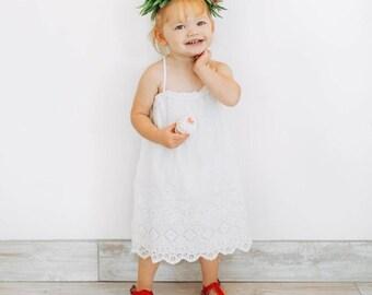 Tieback Flower Crown Headband, Moana Photo Prop,   Flower Crown, Toddler Flower Crown, Girls Flower Crown, Moana Flower Crown, Moana Crown