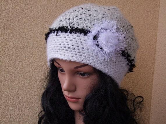 0b4b8e55ce8 Tams Women Knit Hat Knit Beanie Wool Hat Oversized Slouch
