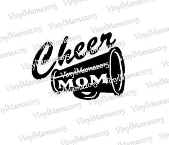 Cheer Coach Car Truck Window Laptop Vinyl Decal Sticker