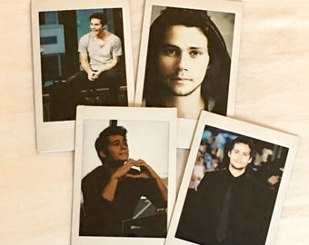 Dylan O'Brien Instax Polaroid Sets