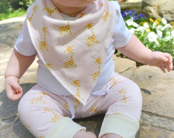 Baby Giraffe  - Organic Baby Apparel