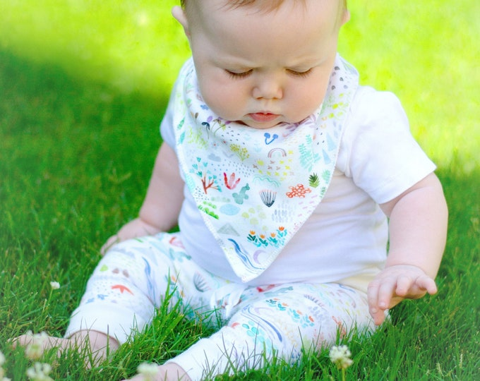 Featured listing image: Mother Nature Theme - Organic Baby Apparel