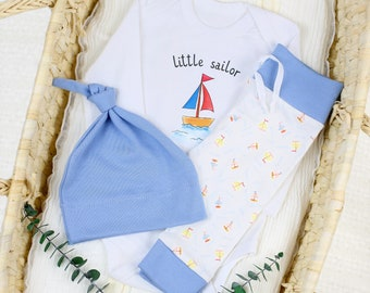 Little Sailor - Organic Baby Apparel