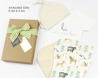 Woodland Friends Theme - Welcome Gift Set