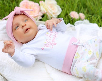 Just Bloomed - Organic BabyApparel