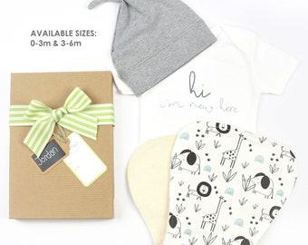 Safari Friends Theme - Welcome Gift Set