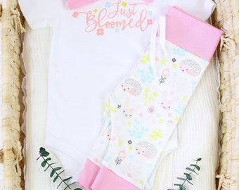 Just Bloomed - Baby Girl Apparel