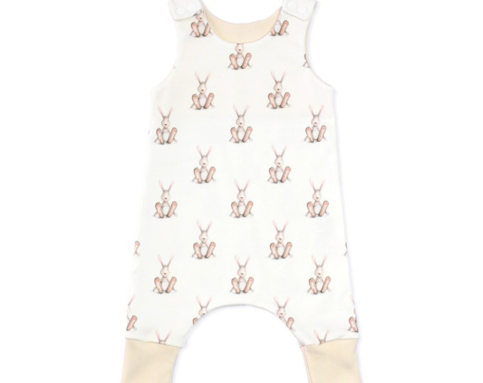 Featured listing image: Easter Romper - Thumper Bunny