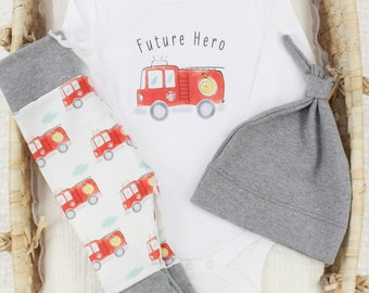 Future Hero - Organic Baby Apparel