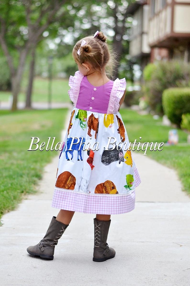 Book dress Brown Bear Brown Bear Dress Favorite Story dress
