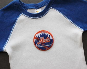 pretty nice f0f13 a43a8 Mets baby | Etsy