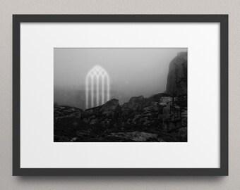 Shrine 2 - Other Places - Fine Art Fantasy Print