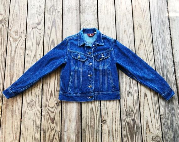 Vintage 80s Lee Riders Ms Lee Classic Blue Jean De