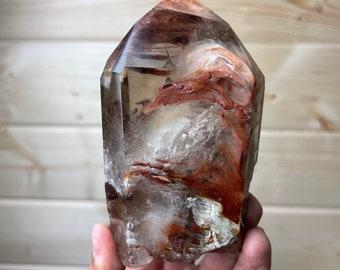 Rare Amphibole Quartz (Brazil)