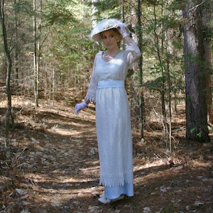 Victorian Edwardian Tea Dress and Gown Guide 120811-2 Luella Edwardian Dress $219.95 AT vintagedancer.com