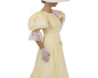 792-800 Belinda Victorian Top and Skirt