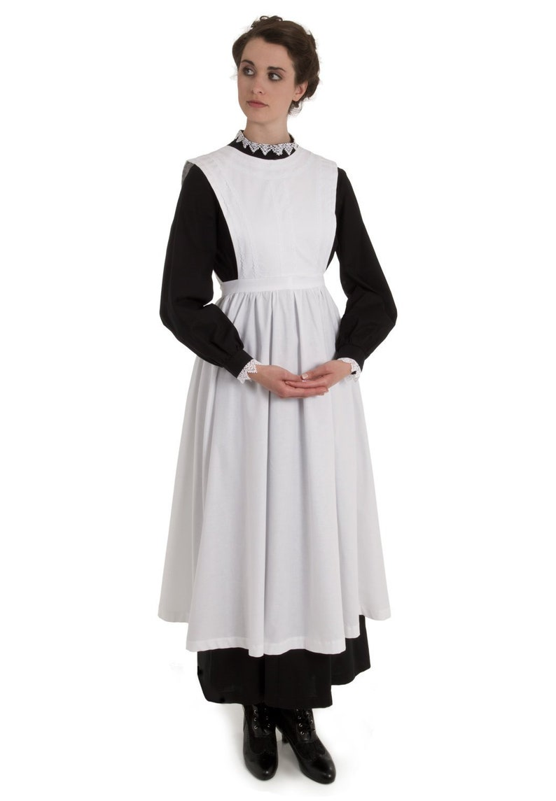 Victorian Plus Size Dresses | Edwardian Clothing, Costumes Agatha Edwardian Ensemble $219.95 AT vintagedancer.com