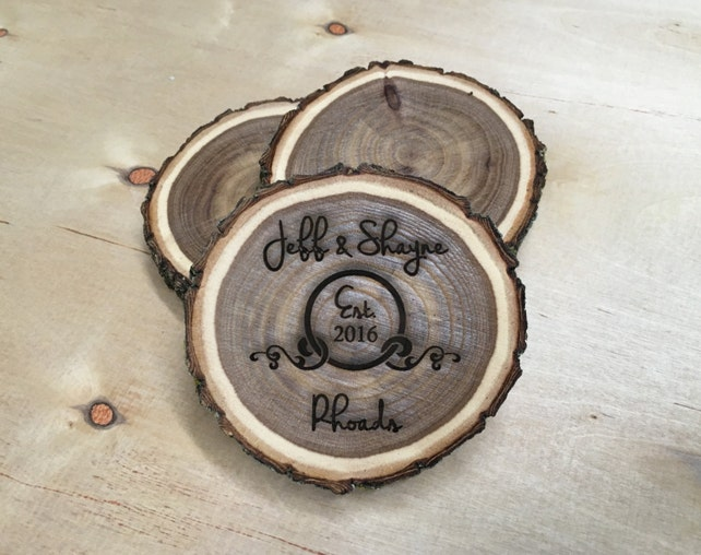 Wedding Gift Personalized Wedding Gift Idea Anniversary Wood Gift