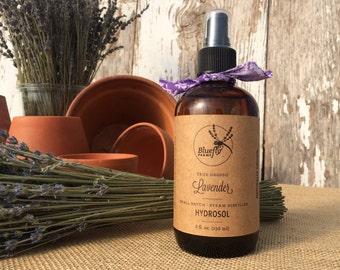 Lavender Hydrosol — 100% Natural Aromatherapy Spray Mist