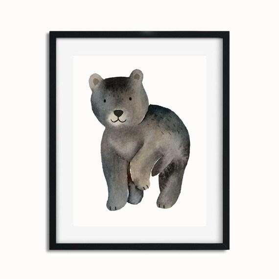 Baby Bear Art Set 4/4