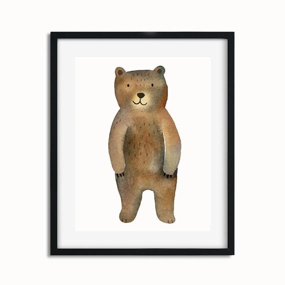 Baby Bear Art Set 1/1