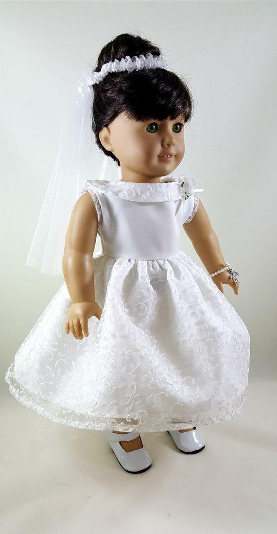 White Tea Length Dress