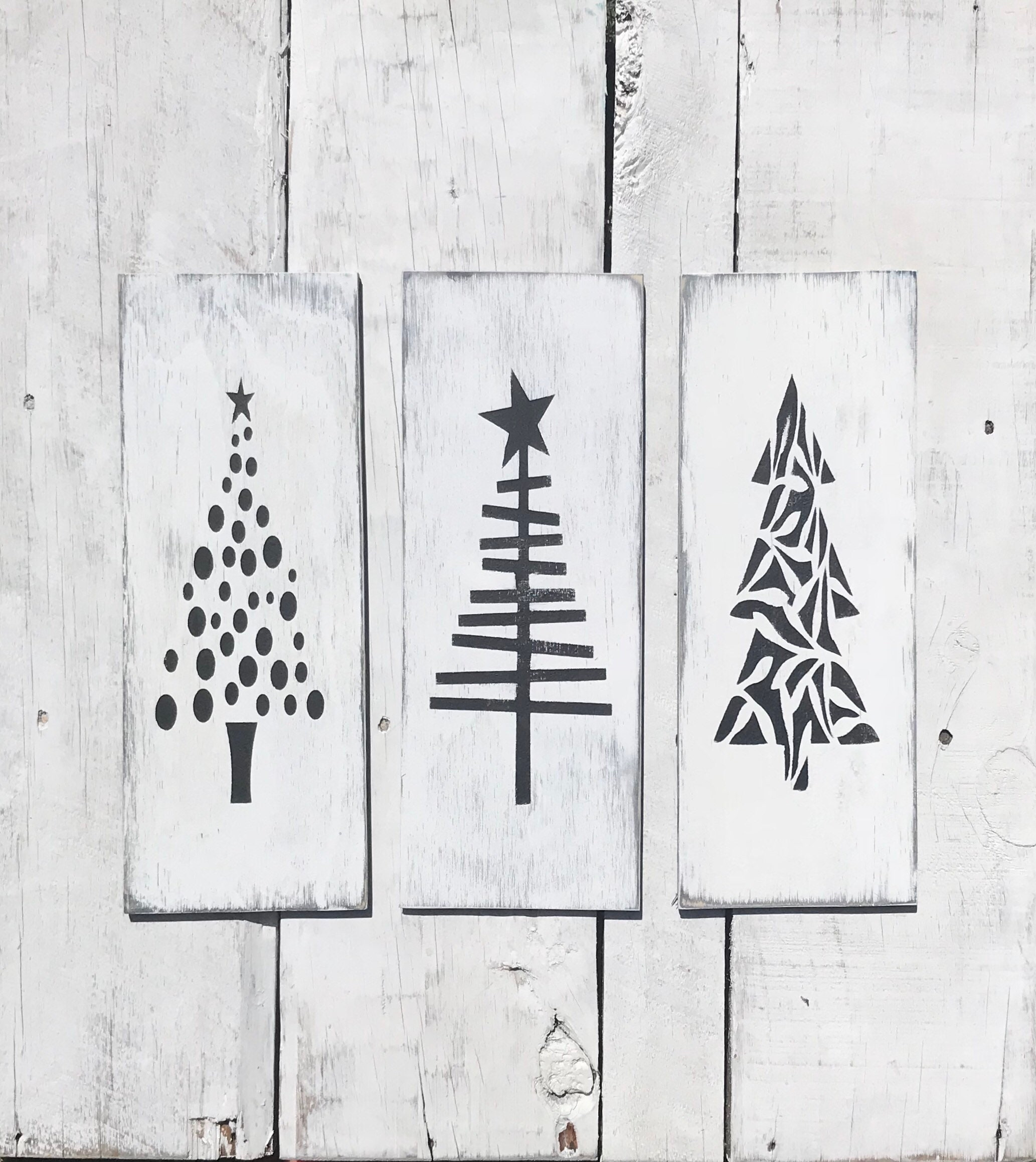 Scandinavian Christmas Trees Decoration Noel Xmas Trees