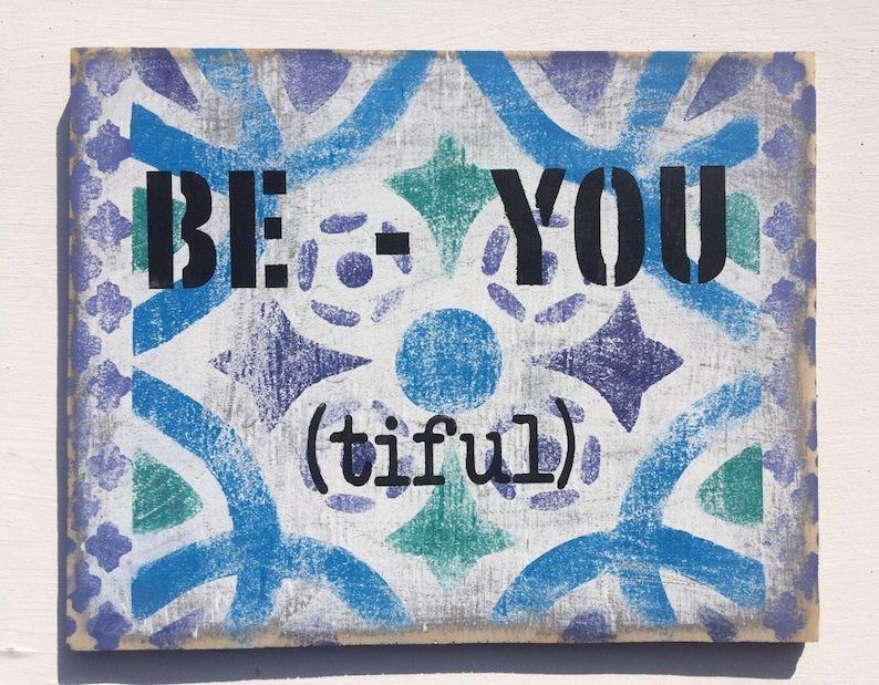 Essere tiful segno marocchino decor marocchino parete arte etsy