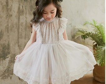 Boho flower girl dress etsy mightylinksfo
