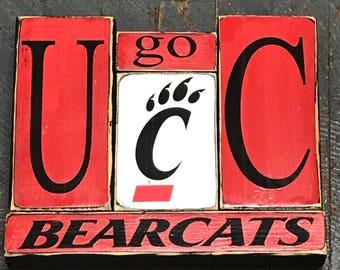 Bearcat Logo Etsy