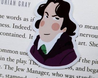 Oscar Wilde Bookmark
