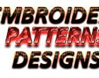 150,000 Embroidery Machine Patterns Designs Collection in PES Format for Brother Machines