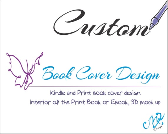 Custom Book Cover Art Professional Kindle Book Cover Ebook Cover Book Art Kindle Design 3d Book Image For Advertising