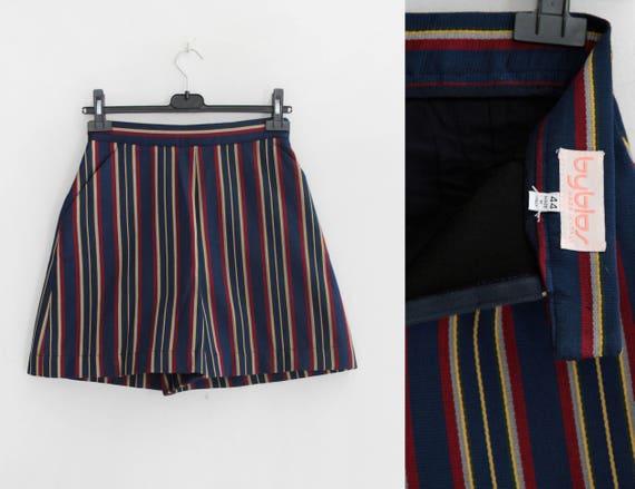 BYBLOS 90s Short Pants Pajama Striped print - image 3