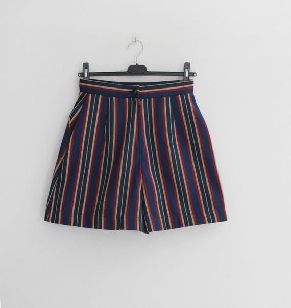 BYBLOS 90s Short Pants Pajama Striped print - image 5