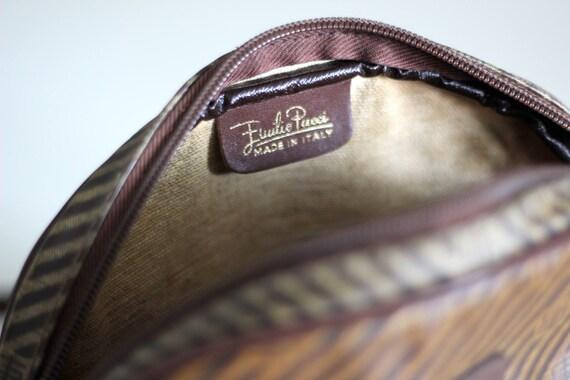 EMILIO PUCCI Vintage 60s leather bag - image 3