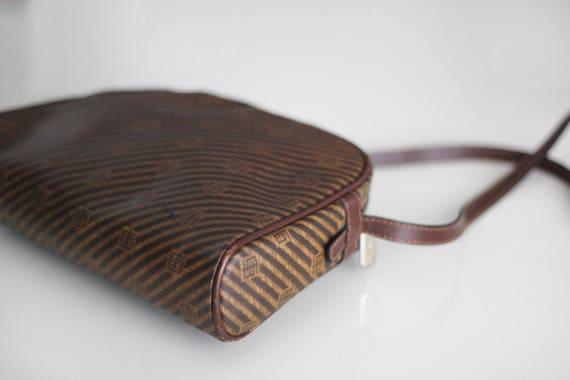 EMILIO PUCCI Vintage 60s leather bag - image 8