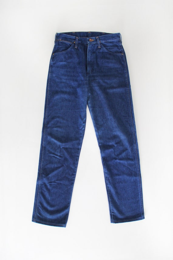 "Vintage 1970s Wrangler ""Blue Bell"" WFL101 Denim B… - image 2"