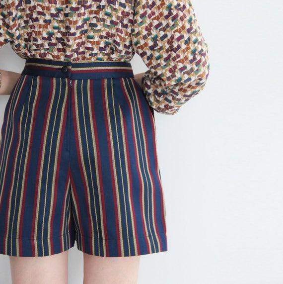 BYBLOS 90s Short Pants Pajama Striped print - image 7