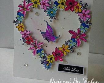 Floral Heart  - image no 66
