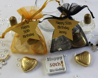 30th 40th 50th 60th 70th 80th Party Favours Special Birthday Gift Bags