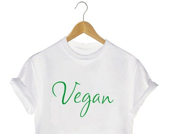 Go Green-  Eco Vegan T-Shirt