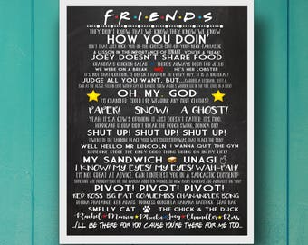 Friends Quotes, Friends Sign