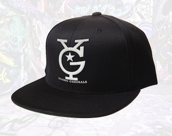 "General Active Wear ""YG stacked"" Hat"