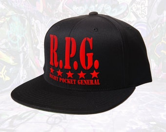 "General Active Wear ""RPG stacked"" Hat"