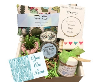 Encouragement Gift Box Sympathy Gift Deepest Sympathy Thinking of You Bereavement Loss Of Loved One Miscarriage Gift Memorial Gift Box