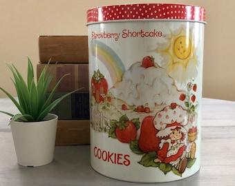 Vintage Strawberry Shortcake Etsy